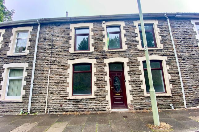 Thumbnail Terraced house for sale in New Houses, Dinas Road, Tonypandy
