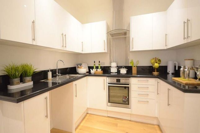 Thumbnail Flat to rent in Victoria Road, Farnborough