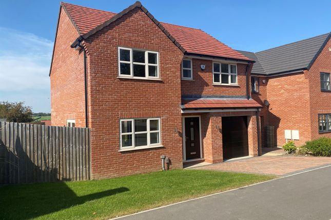 4 bed detached house for sale in Brandyline Gardens, Newthorpe, Nottingham NG16