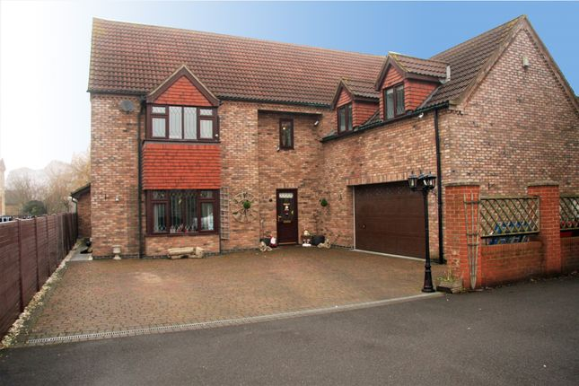 Thumbnail Detached house for sale in Dickinson Close, Brigg
