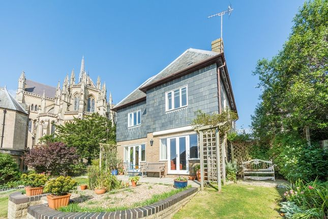 Thumbnail Detached house for sale in Tower House Gardens, Arundel