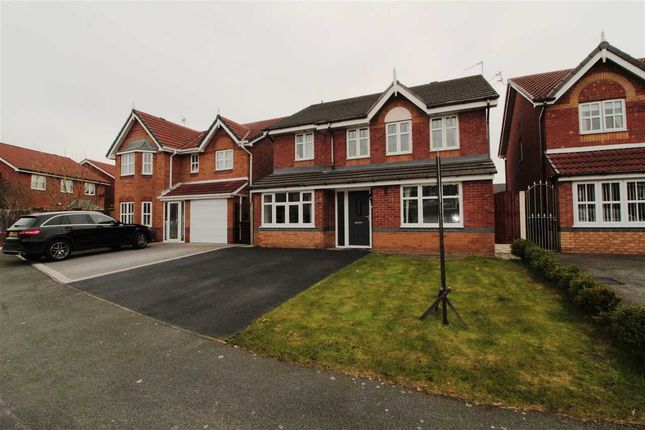 Thumbnail Detached house for sale in Elliott Drive, Kirkby, Liverpool