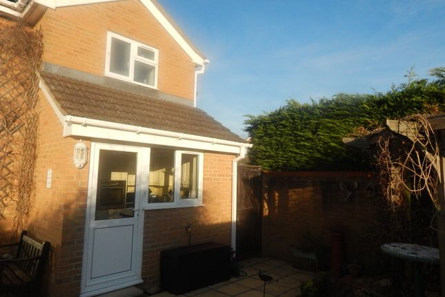 Thumbnail End terrace house to rent in Hound Close, Abingdon