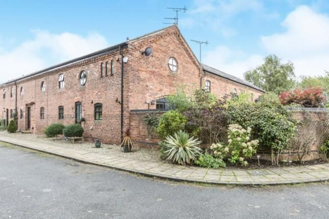 Thumbnail Property for sale in Baronet Mews, Eastford Road, Warrington, Cheshire