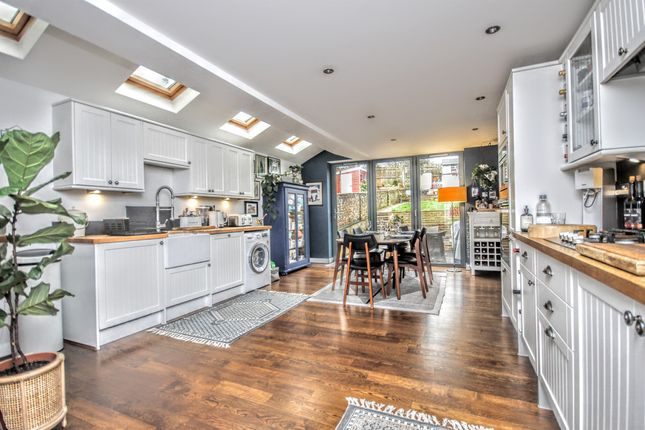 Thumbnail Terraced house for sale in Loder Road, Brighton