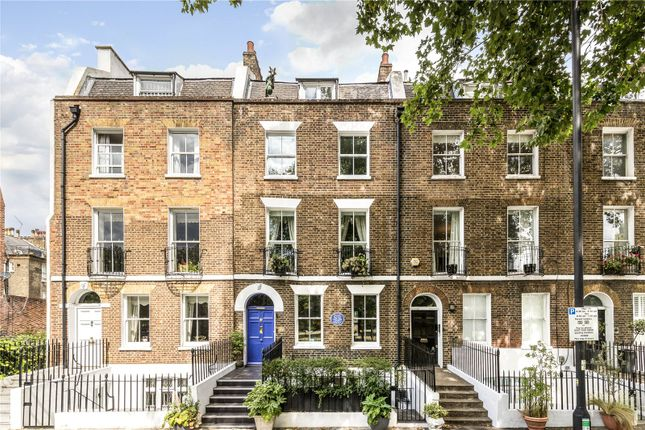Thumbnail Terraced house for sale in Lambeth Road, London