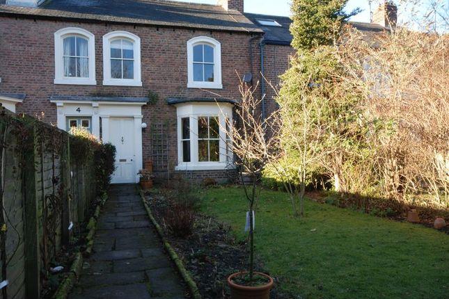 Thumbnail Terraced house for sale in Hextol Terrace, Hexham