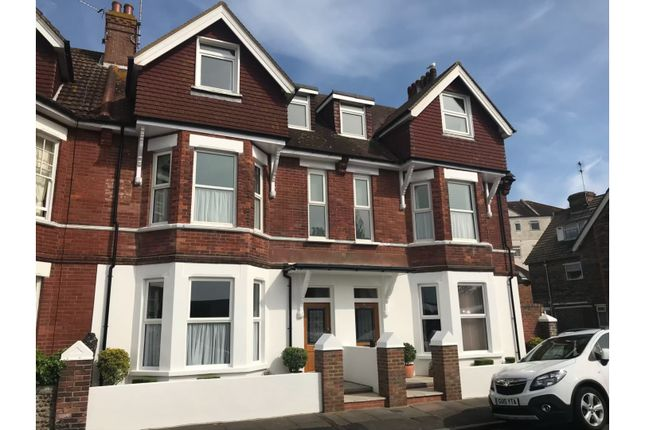 Thumbnail End terrace house for sale in Hampden Terrace, Eastbourne