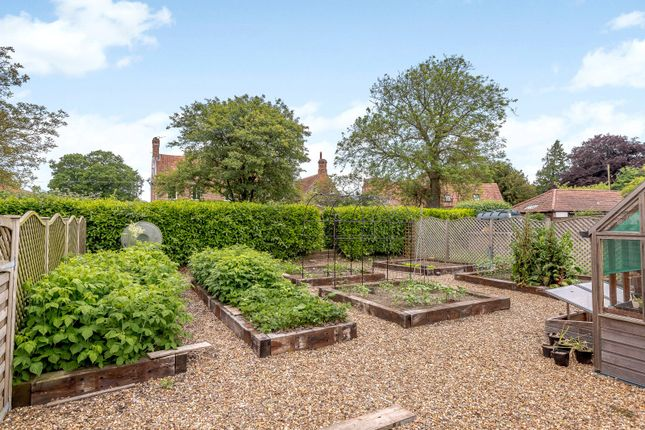 Kitchen Garden of Church Road, Wood Norton, Dereham, Norfolk NR20