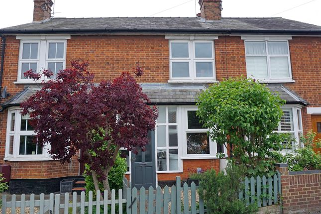 Thumbnail Terraced house for sale in Water Lane, Hitchin