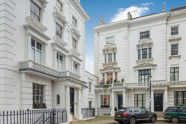 Thumbnail Semi-detached house for sale in Ovington Square, Knightsbridge