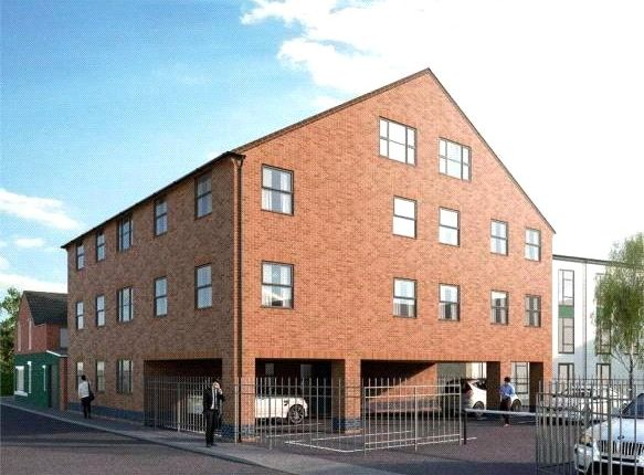 Thumbnail Flat for sale in Pavilion House, Ash Street, Northampton