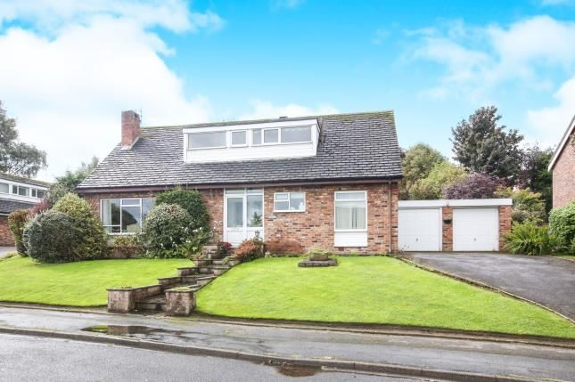 Thumbnail Detached house for sale in Marl Edge, Prestbury, Macclesfield, Cheshire