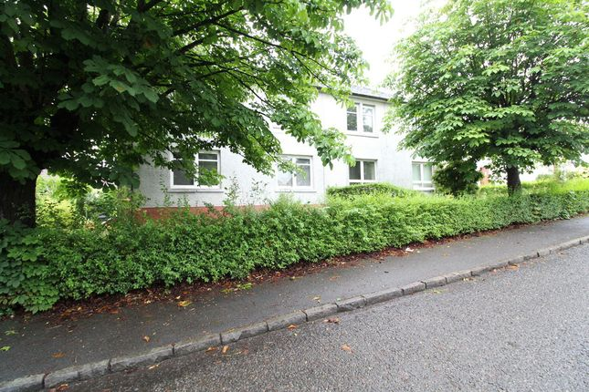 Thumbnail Flat to rent in Chestnut Drive, Parkhall, Clydebank