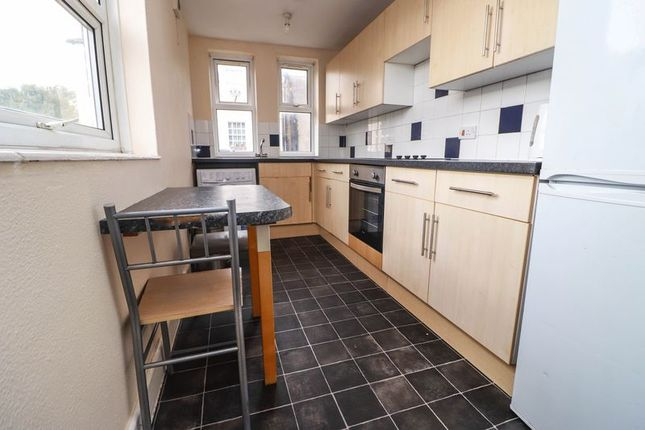 Thumbnail Flat to rent in New Road, Southampton