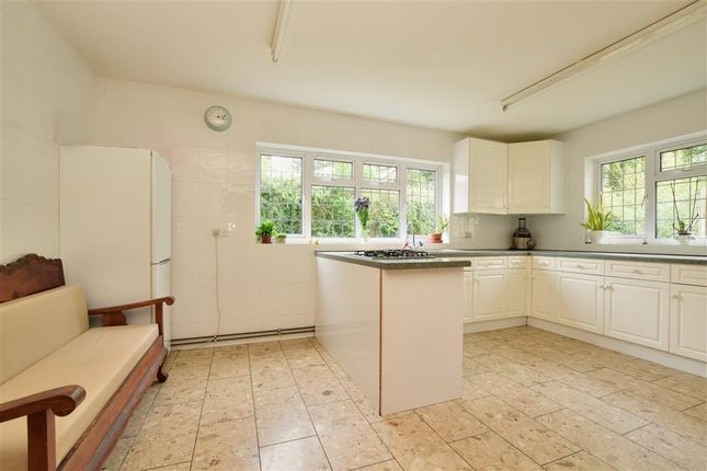 Thumbnail Detached house for sale in Woodcock Hill, Felbridge, West Sussex