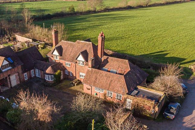 Thumbnail Detached house for sale in Hill Bark Farm, Wirral
