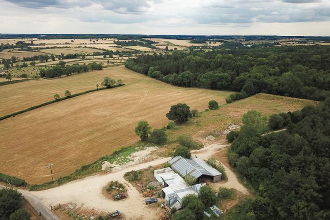 Thumbnail Land for sale in Kings Cliffe, Peterborough