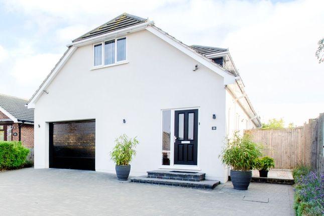 Thumbnail Detached house for sale in Fairview Avenue, Rainham, Gillingham