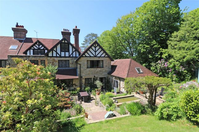 Thumbnail Semi-detached house for sale in Fielden Road, The Warren, Crowborough, East Sussex