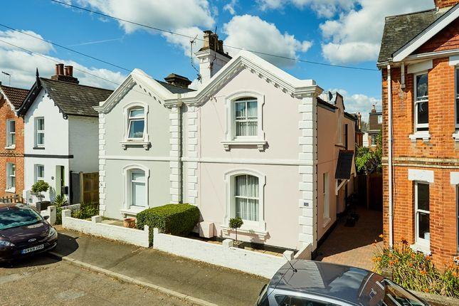 Thumbnail Semi-detached house for sale in Standen Street, Tunbridge Wells