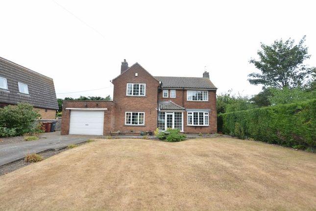 Thumbnail Detached house for sale in Park Street, Winterton, Scunthorpe