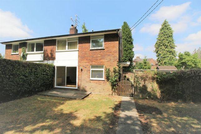 Thumbnail Flat to rent in Manor Park Avenue, Princes Risborough