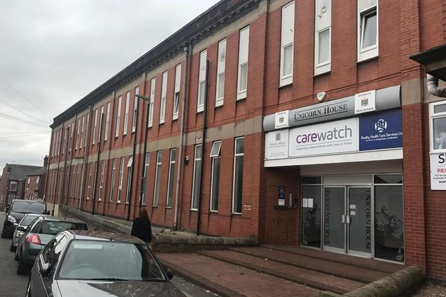 Thumbnail Office to let in Suite 2.1, Unicorn House, Wellington Street, Ripley, Derbyshire