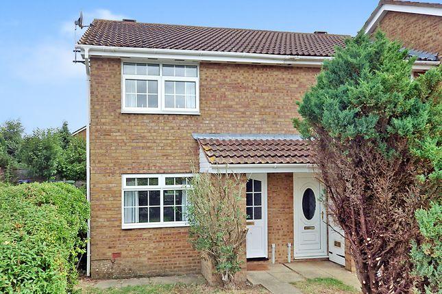 Thumbnail End terrace house to rent in Shrewton Close, Trowbridge