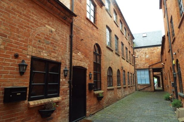 Thumbnail Property to rent in Prospect Hill, Redditch