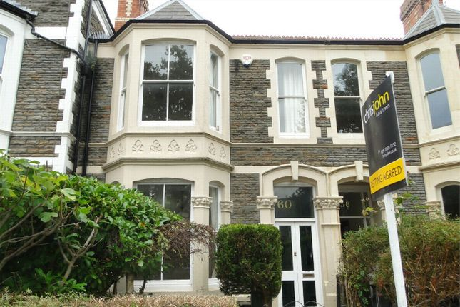 Thumbnail Terraced house to rent in Plasturton Avenue, Pontcanna, Cardiff, South Glamorgan