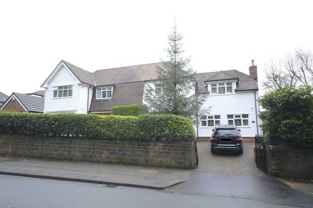 Thumbnail Detached house for sale in Childwall Abbey Road, Childwall, Liverpool