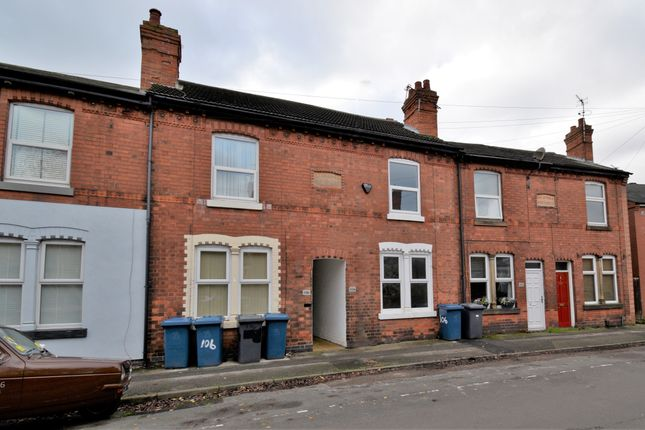 Thumbnail Terraced house to rent in Exchange Road, West Bridgford