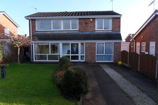 Thumbnail Detached house to rent in Carrisbrook Road, Carlton-In-Lindrick, Worksop, Nottinghamshire