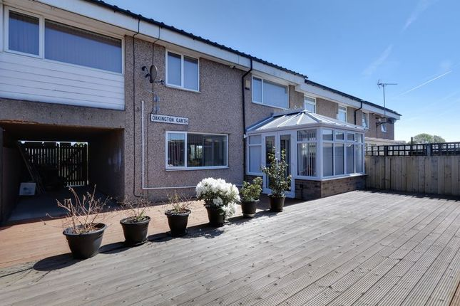Thumbnail Terraced house for sale in Oakington Garth, Bransholme, Hull