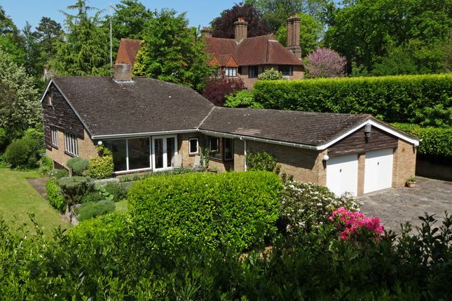 Thumbnail Detached bungalow for sale in Walpole Avenue, Chipstead, Coulsdon