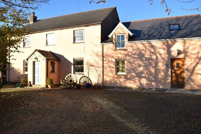 Thumbnail Detached house for sale in Mynachlogddu, Clynderwen