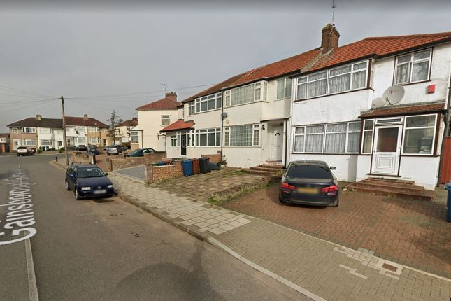 Thumbnail Semi-detached house to rent in Gainsborough Gardens, Edgware, Greater London