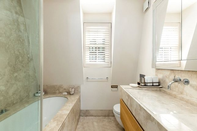 Bathroom of Smith Terrace, Chelsea, London SW3