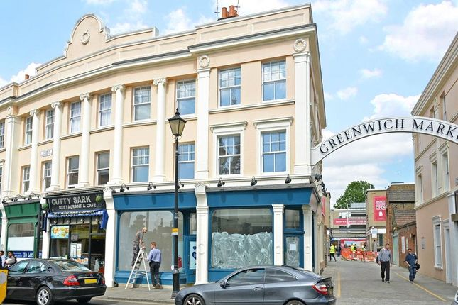 Thumbnail Shared accommodation to rent in Frys Court, Durnford Street, Greenwich, London