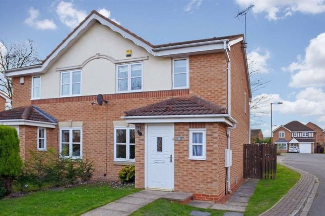 3 bed semi-detached house to rent in Copperfield Close, Sherburn In Elmet LS25