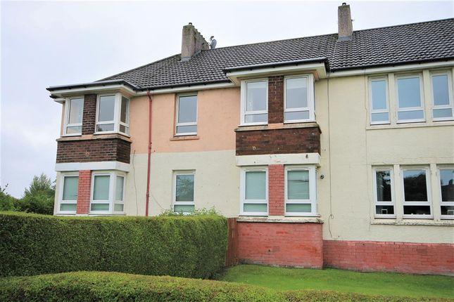 Thumbnail Flat for sale in Allan Street, Coatbridge