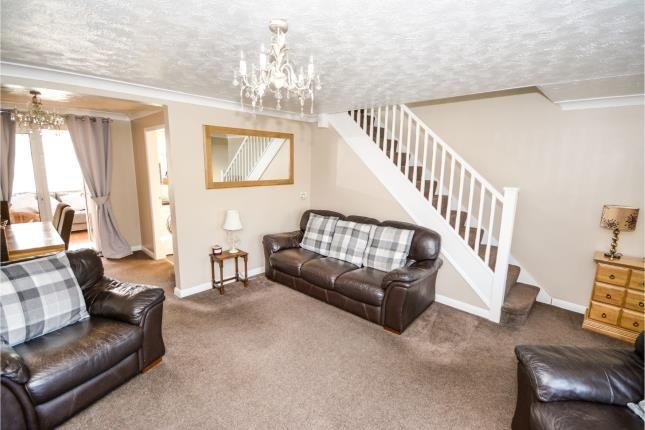 Lounge of Burghley Park Close, North Hykeham, Lincoln, Lincolnshire LN6