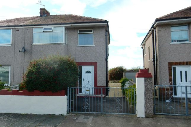 3 bed semi-detached house for sale in Hestham Avenue, Morecambe