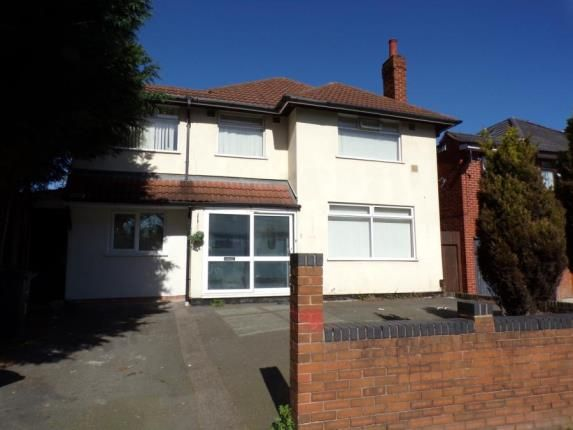 Thumbnail Detached house for sale in Woodlands Road, Sparkhill, Birmingham, West Midlands