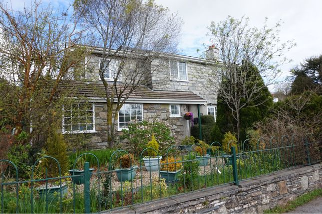 Thumbnail Detached house for sale in Crow's Nest, Liskeard