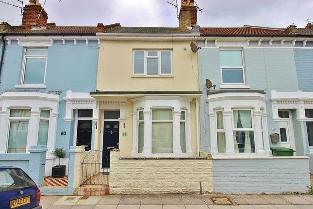 Terraced house for sale in Suffolk Road, Southsea