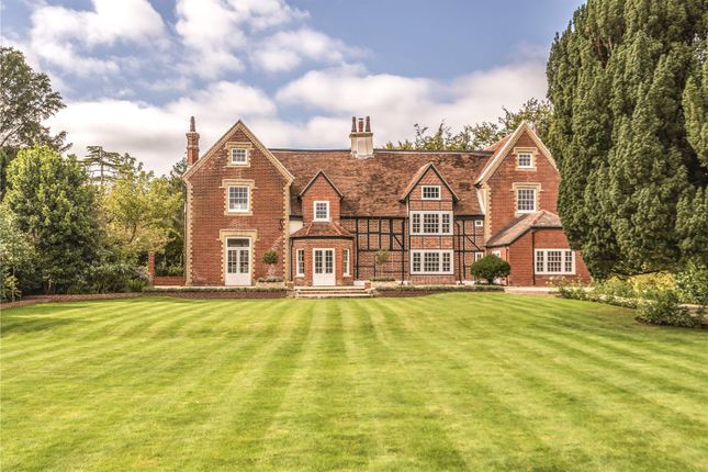 Thumbnail Detached house for sale in The Manor, Edward Close, Old Bedhampton