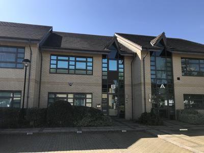 Thumbnail Office to let in Babraham Road, Unit B, South Cambridge Business Park, Sawston, Cambridge, Cambridgeshire
