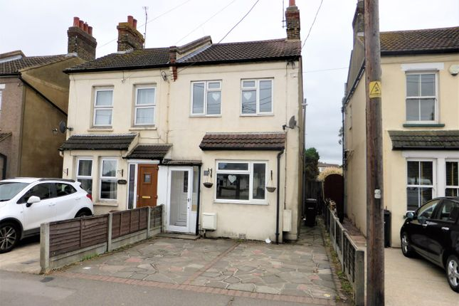 Thumbnail Semi-detached house for sale in Ashingdon Road, Rochford